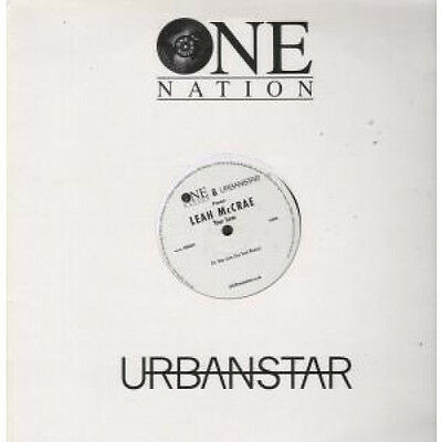 """LEAH MCCRAE All This Love That I'm Giving 12"""" VINYL UK One Nation 2004 3 Track"""