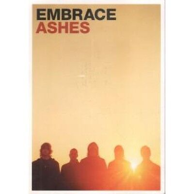 EMBRACE Ashes CARD UK 2004 Large Promo Postcard Sent To Fanclub Members With
