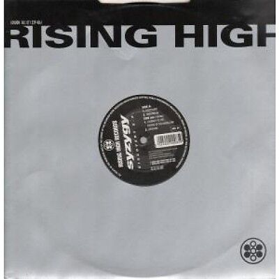 """SYZYGY Discovery EP 12"""" VINYL UK Rising High 1993 4 Track In Company Sleeve"""