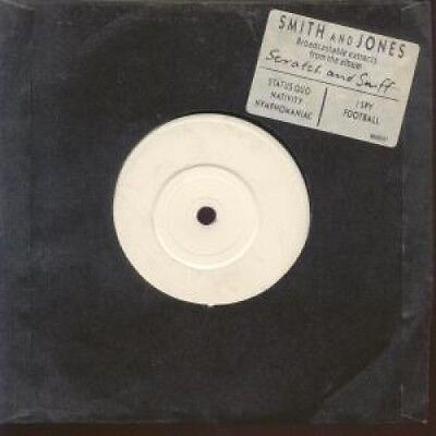 SMITH AND JONES Broadcastable Extracts From The Album Scratch And