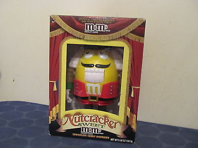 M&M Nutcracker Sweet Candy dispenser in box NEW?