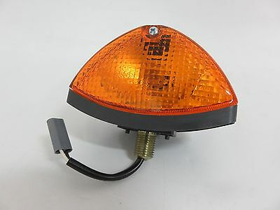 OEM Piaggio Free Front LH Left Turn Signal Indicator Lamp PN 580539000D , 298440