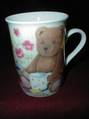 Wessex Collection England Honey TEDDY BEARS Child's/Children's Mug/Cup