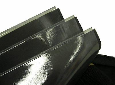 Clear Protective Portfolio Sleeves Assorted Sizes! A1, A2, A3, A4. packs of 5