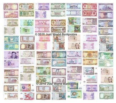 Middle East Banknotes  * Multi Listing * All Genuine Mint UNC Banknotes