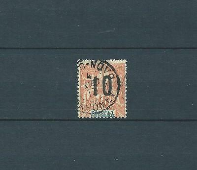 Dahomey - 1899 Yt 12 - Timbre Obl. / Used