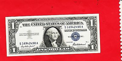 Series 2013      One Dollar Federal Reserve *star*  Note   Crisp/unc.---  Note