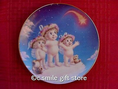 CAST ART DREAMSICLES *Wishing Upon a Star* '95 Hamilton Collector Plate MIB RARE
