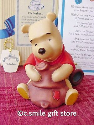 Disney POOH & FRIENDS *POOH - OH BOTHER...* MIB Retired with *FREEBIES!!*