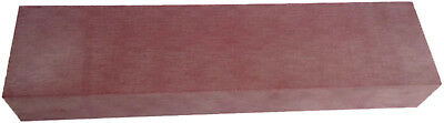 "Ruby Sharpening Stone 3000 Grit 8x2"" Whetstone for Fine Honing"