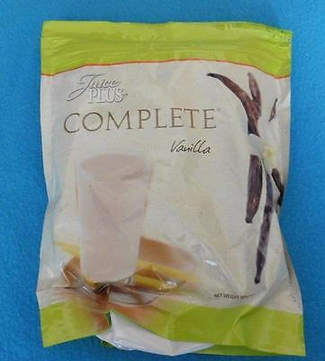 JUICE PLUS COMPLETE 525g vanilla shake meal replacement slimming new