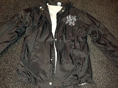 SICK OF IT ALL - RARE lined windbreaker. Total NYHC. Mint condition L@@K