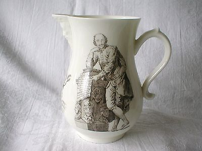 1972 Royal Worcester Shakespeare Jug Collectors Society Inaugural Member Boxed