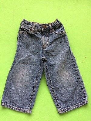 Baby Boy Old Navy Jeans Size 18-24 Months