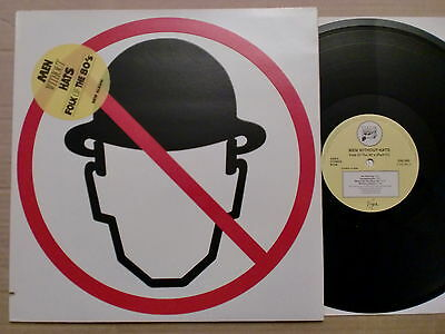 MEN WITHOUT HATS - FOLK OF THE 80's (PART III) / LP / 1984 / NEW WAVE / SYNTH
