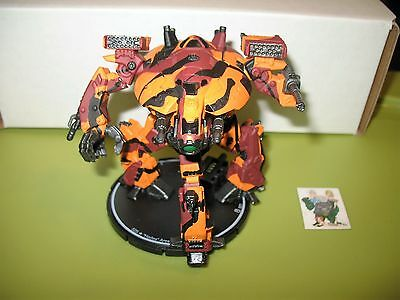 "=Mechwarrior ARES ""Hades"" Ares 021 ARS-VC-C no card ="