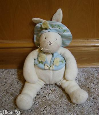 Bunnies By The Bay Sweet Buttercup Bunny Plush *ln*