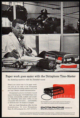 1950s vintage ad for Dictaphone-1511