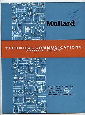 Mullard - Technical Comunications - Volume 2 - Number 12 - May 1955