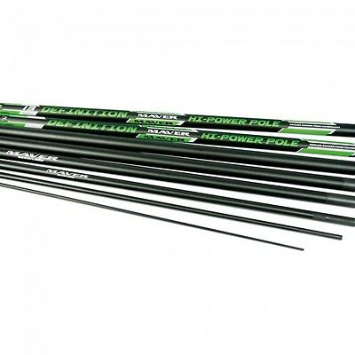 NEW Maver Definition 13m Pole Fishing Package - B8150