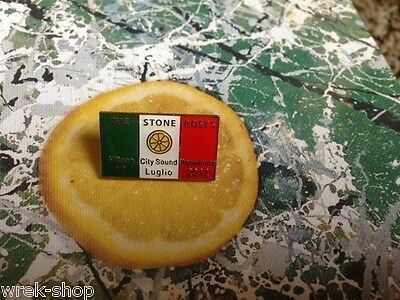The Stone Roses Milan Gig Badge 17/7/12