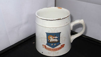 1902 Shaped  Mug For The Preston Guild Of That Year  No Maker