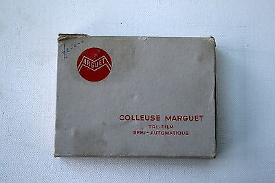 Marguet Film Splicer With Box And Instructions