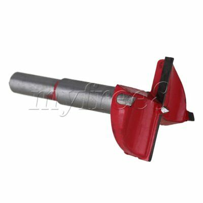 40mm Drill Bits Hinge Open Hole Drill Woodworking Hole Saw Wood Cutter