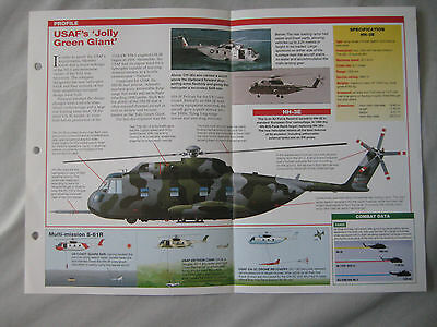Aircraft of the World - Sikorsky S-61R & CH-3