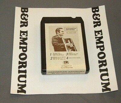 Dr. Jack Van Impe 8-Track - Choose One From The List Or Buy More And Save $$$$
