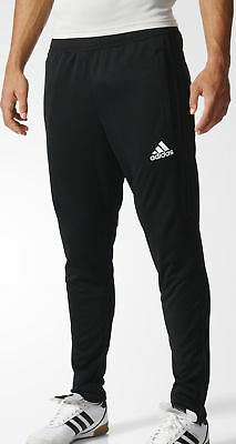 adidas Tiro 17 Mens Training Pants - Black
