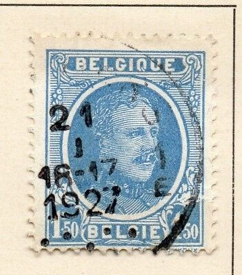 Belgium 1926-27 Early Issue Fine Used 1F.50c. 124561