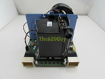 Dell Precision T7500 2nd CPU Xeon X5560 2.80GHz Riser Board Kit + HSF Assembly