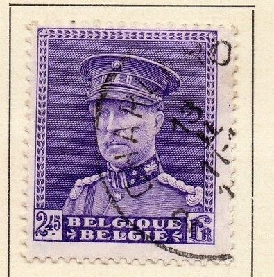 Belgium 1931 Early Issue Fine Used 2F.45c. 124640