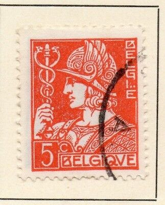 Belgium 1932 Early Issue Fine Used 5c. 124654
