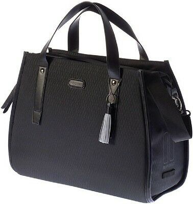 basil noir business bag fahrrad gep cktr gertasche. Black Bedroom Furniture Sets. Home Design Ideas