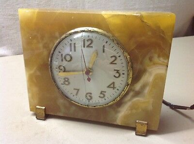 Free Shipping!! Vintage Antique Clock Movement By Sessions Electric