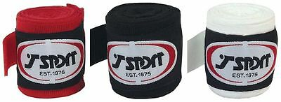 New T-Sport 2.55m Hand Wraps Hook & Loop Closure Stretchable Wrist Support Band