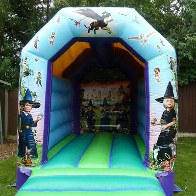 Air Inflatables 10x8 Commercial Bouncy Castle