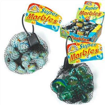 Wholesale Job Lot 90 Bags of Marbles Boys Girls Toys