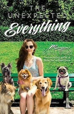 NEW The Unexpected Everything By Morgan Matson Paperback Free Shipping