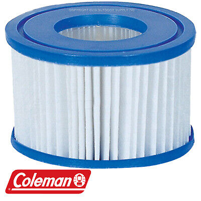 6 Pack Bestway Coleman Type VI Spa Filter Cartridge for Lay-Z-Spa 90352