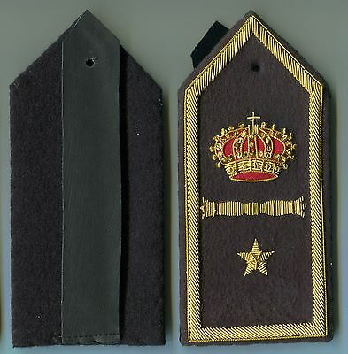 Italian Officers Major Rank Boards of the Air Force WW2