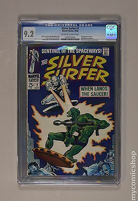 Silver Surfer (1968 1st Series) #2 CGC 9.2 (1205752005)