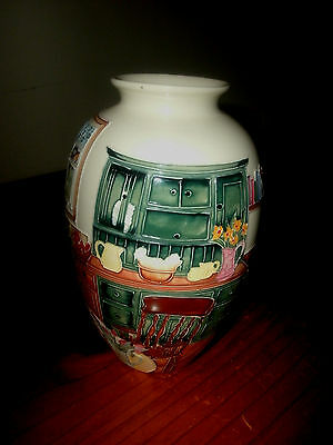 Old Tupton Ware Vase  Country Kitchen Mint