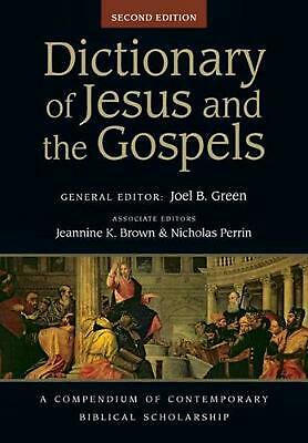 Dictionary of Jesus and the Gospels by Hardcover Book (English)