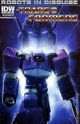 Transformers (2012 IDW) Robots In Disguise #6B VF