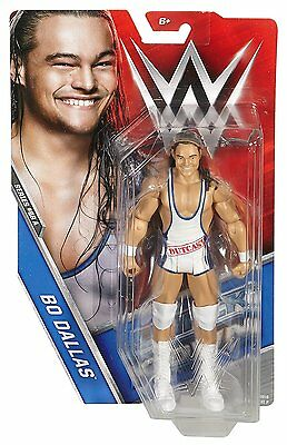 WWE Basic Action Figure Series 68A Bo Dallas *BRAND NEW*