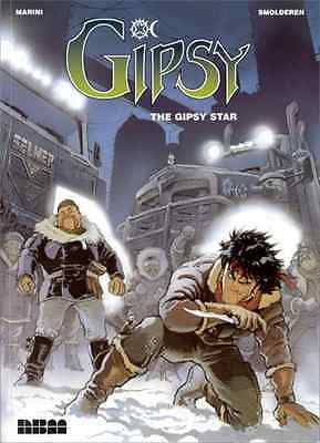 The Gipsy: Gipsy Star v. 1 - Paperback NEW Enrico Marini 2001-01-01