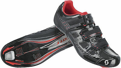 Scott Comp Road Cycling Shoes - Black